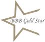 BBB Gold Star